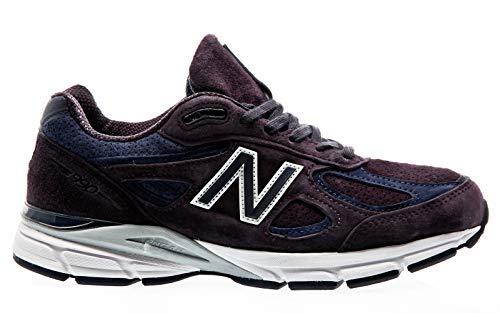 New Balance Running 990V4 Purple ()