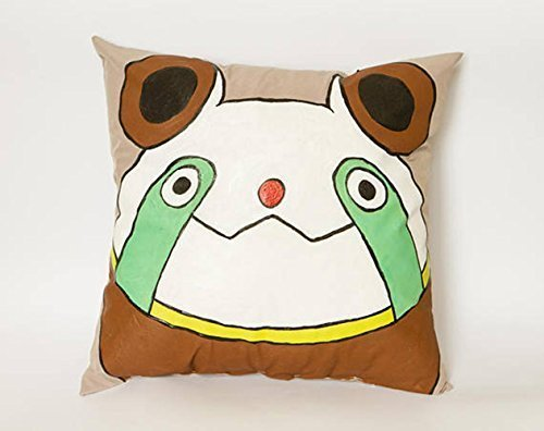 Hand-painted cushion Inspired by Upa Upa Mascot from Steins Gate, 14x14 in