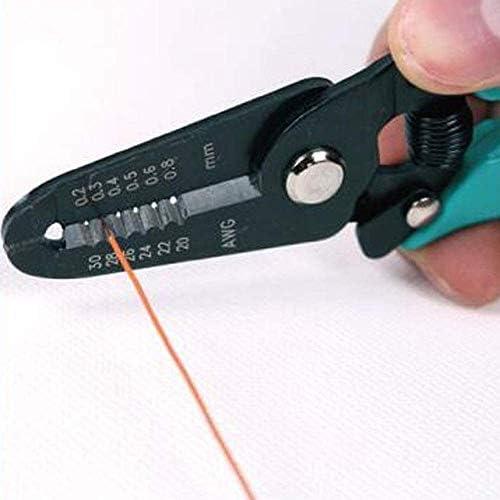 家の修理に適したプライヤーツール、つまり屋外メンテナンスの多機能ワイヤーカッターとストリッパープライヤーセット、