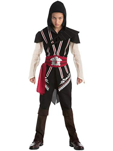 Assassin's Creed Halloween Costume Cheap (Assassin's Creed Ezio Auditore Classic Teen Costume, Size)