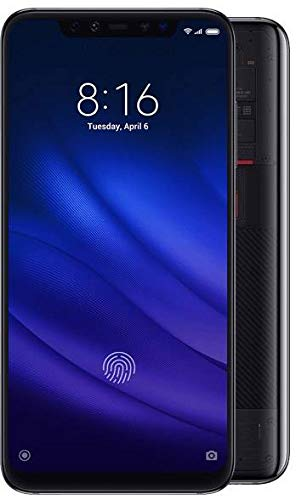 Xiaomi Mi 8 Pro (128GB, 8GB RAM) with In-Screen Fingerprint Reader, Dual Camera's, 6.21