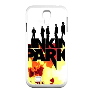 Linkin Park Black and White Logo case For SamSung Galaxy S4 Case GHLR-T404245