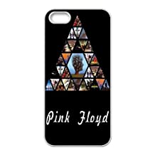 Wlicke Pink Floyd Customised Durable Iphone 5,5g,5s Case, High Quality Protective Phone Case for Iphone 5,5g,5s with Pink Floyd