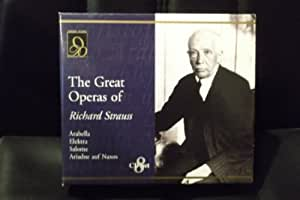 Great Operas: 4 Complete Operas