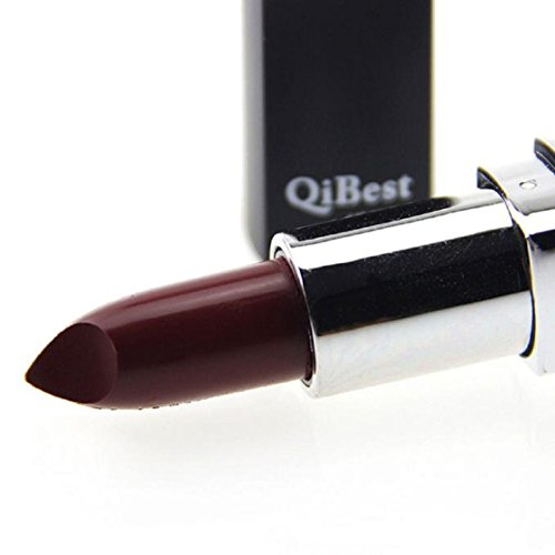 Vovotrade Mode wasserdichte langlebige Vampire Stil Make-up Lippenstift Lip Gloss(Rot #06)