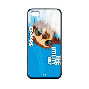 Custom The Croods Back Cover Case for iphone 5C JN5C-165