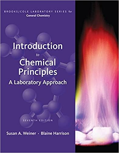 Introduction to chemical principles a laboratory approach brooks introduction to chemical principles a laboratory approach brookscole laboratory series for general chemistry 7th edition fandeluxe Images