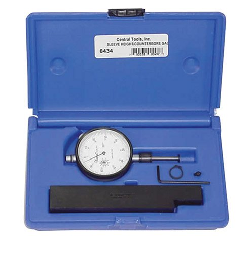 Best Height Gauges - Central Tools 6434 Sleeve Height and