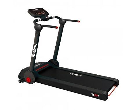 Reebok - Cinta de Correr ZR1 Treadmill: Amazon.es: Deportes y aire ...