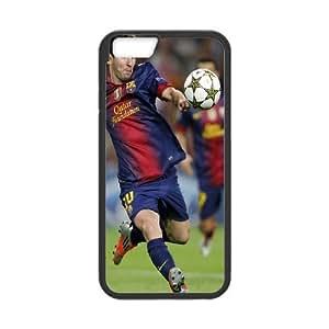 Lionel Messi TPU Anti-slip Back Protect Custom Cover Case For iPhone 6 4.7 Inch M8L8P83392