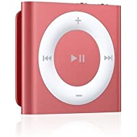 Apple iPod Shuffle 2GB (4th Generation) NEWEST MODEL (Certified Refurbished) (Pink)