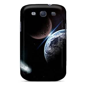 FqZvaGi2188bUTKX Case Cover Protector For Galaxy S3 The End Case
