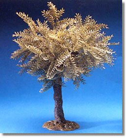 5 Inch Scale Large Olive Tree