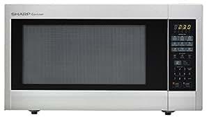 Amazon Com Sharp Countertop Microwave Oven Zr651zs 2 2 Cu