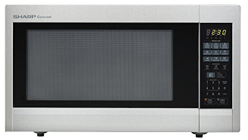 Sharp Countertop Microwave Oven ZR651ZS 2.2 cu. ft. 1200W...