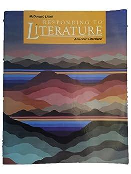 Responding to Literature: Orange Level 0812370716 Book Cover