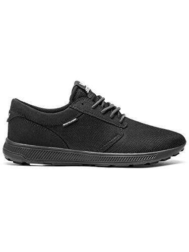 Supra HAMMER RUN Unisex-Erwachsene Sneaker Black/Black
