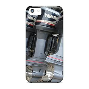 Awesome OrUKfgy6698GgRpQ Mialisabblake Defender Tpu Hard Case Cover For Iphone 5c- Yamaha Outboard Engine