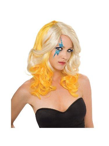 (Lady Gaga Blonde/Yellow 2 Tone)