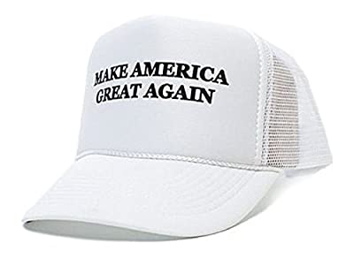 Make America Great Again- Trump 2016 Unisex-adult Adjustable Cap Red