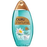Duru Perfume Shower Gel, Elegant Lotus, 16.9 Fluid Ounce