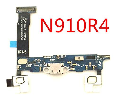 Puerto de Carga para Samsung Note 4 N910P   (ZY8P)