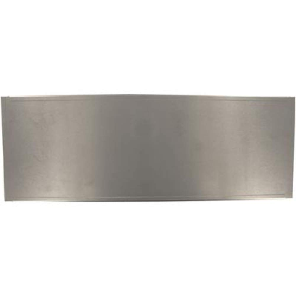 Panel; Inner; for 17x8 in RMCS and RMCV Enclosures; Aluminum; Alodine; 16.72x6 in - Pack of 2