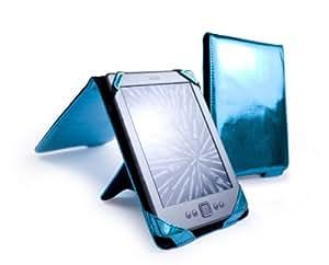 """Tuff-Luv H11_37 6"""" Libro Azul funda para libro electrónico - Fundas para libros electrónicos"""
