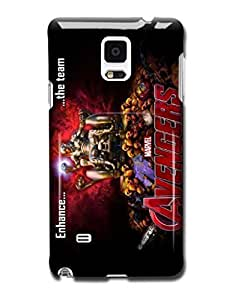 Tomhousomick Custom Design The Avengers Spider-Man Captain America The Hulk Thor Ant-Man Black Widow Iron Man Case Cover for Iphone 5/5S Case Cover IV 2015 Hot Fashion Style