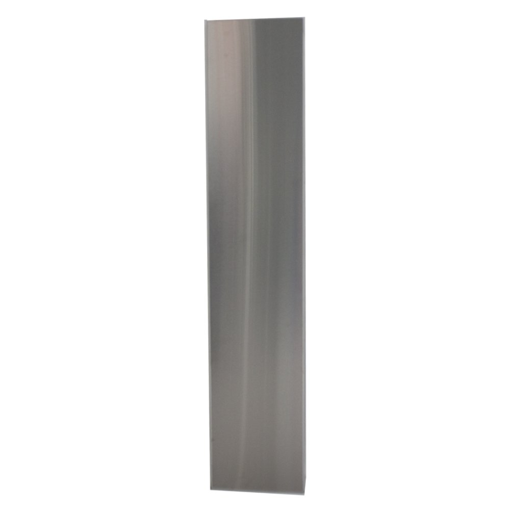 FOTILE Stainless Steel Decorative Plate for JQG7501 Hoods,12''