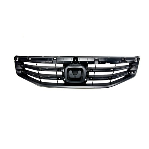 - CarPartsDepot, Grill Grille Assembly New Replacement Sedan 4-Dr, 400-201693 HO1200203 71121TA0A11