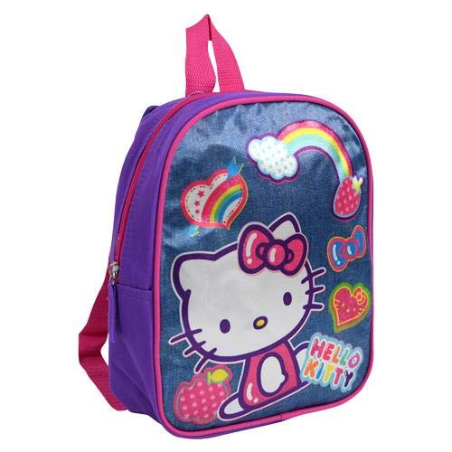 Hello Kitty Mini Backpack Rainbow