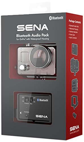 Sena GP10-02 Bluetooth Pack (for GoPro with Waterproof Case) by Sena