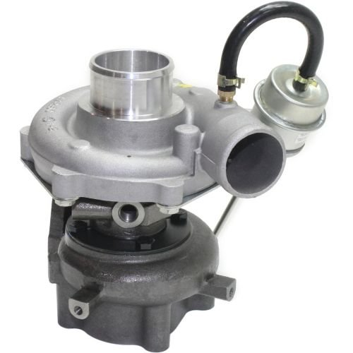 Make Auto Parts Manufacturing - W-SERIES / N-SERIES / F-SERIES TRUCK 99-04 TURBOCHARGER, with 4HE1 Engine - REPC290103 by Make Auto Parts Manufacturing