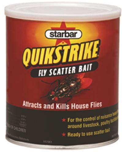 (Starbar 100508298/3006192 3006192 Quikstrike Fly Scatter Bait, 5 lb)