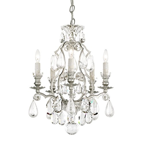 - Schonbek Lighting Etruscan Gold 3569-23CL Renaissance Rock Crystal