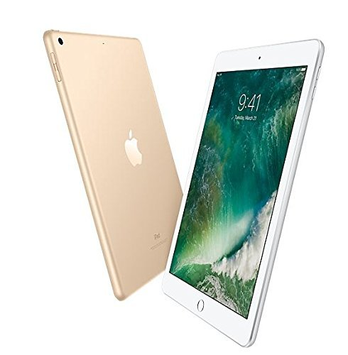 Apple iPad with WiFi, 32GB, Silver (2017 Model)