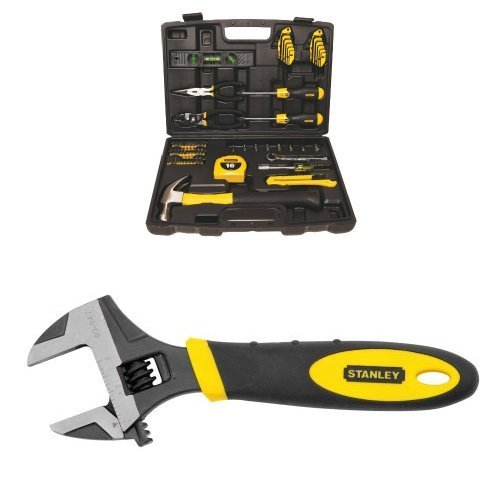 Stanley 94-248 65-Piece Homeowner's Tool Kit w/ 90-947 6-Inc