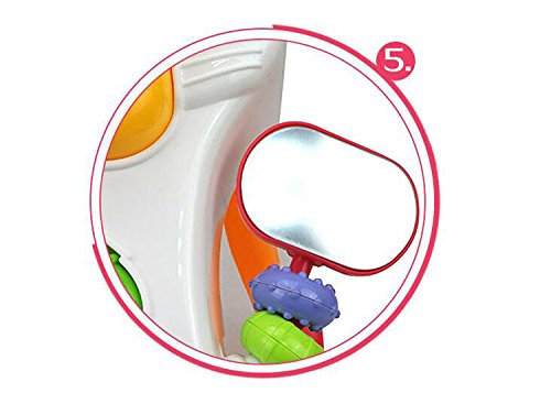LemonGo Baby Learning Walker Sit-to-Stand Table Mobile Push Pull Toys by LemonGo (Image #5)