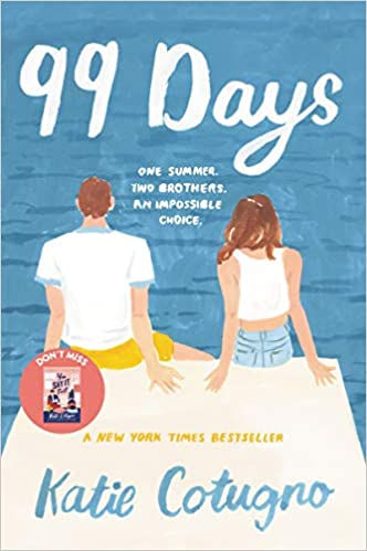 99 days by katie cotugno book review