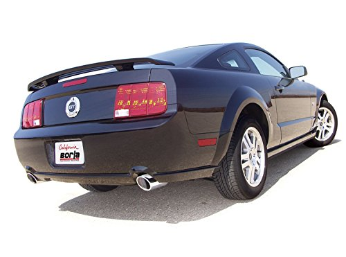 Borla-11806-Aggressive-Rear-Section-ATAK-Exhaust-System-for-Mustang-GT-46L-ATMT-RWD