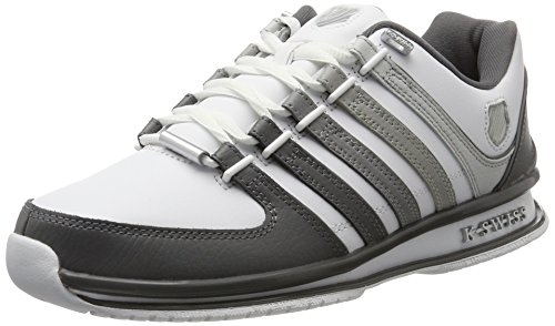 K-Swiss Mens Rinzler SP Trainers, Black White