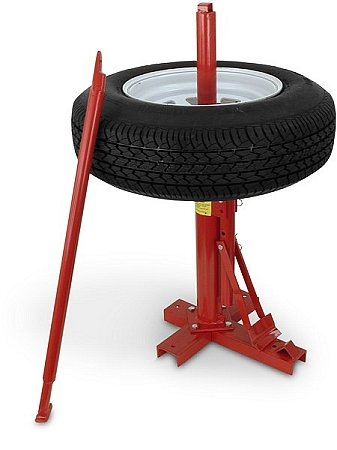 (PowerLift Manual Tire Changer Base, 15-3/8-18-1/2