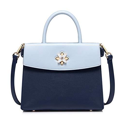 KOKR Piccola Borsa Quadrata, Mini Tracolla A Tracolla Messenger Bag Per Donna