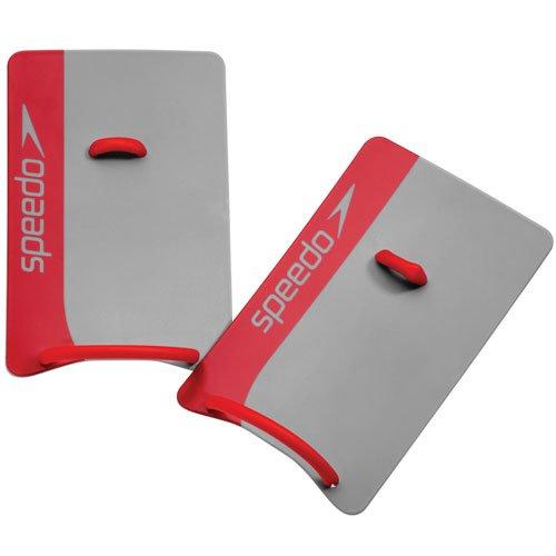 Speedo Training Swim Paddles, Red, - Swimming Paddles Best