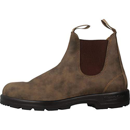 Blundstone Brown Rustic Brown Rustic 585 Uomo Inverno Stivaletto BCCAL01510585 Autunno rztqrOwI