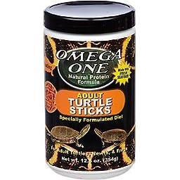 Omega One Adult Turtle Sticks 12.5oz
