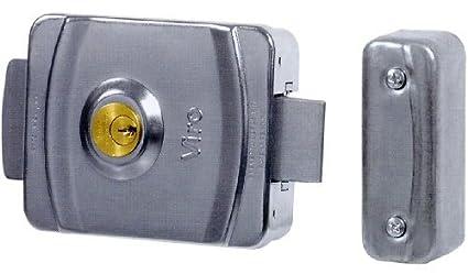 Cerradura eléctrica para Aplicar Viro V9083 Art.9083 Dim.127x103 Ajustable mm