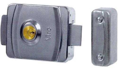 Cerradura elé ctrica para Aplicar Viro V9083 Art.9083 Dim.127x103 Ajustable mm