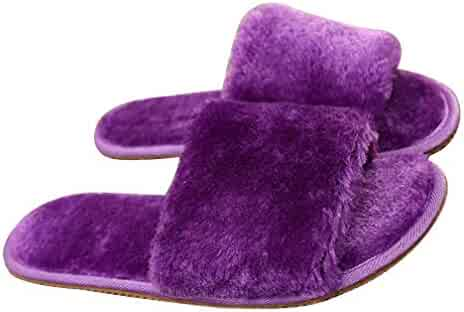 fbfef2c48 Shopping Purple - Moccasin - Slippers - Shoes - Women - Clothing, Shoes &  Jewelry on Amazon UNITED STATES | Fado168.com